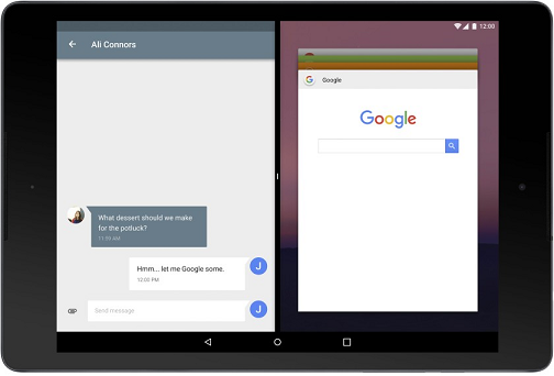 Android MultiScreen